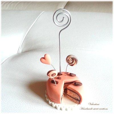 Mini cake- tortina segnaposto