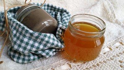 Detergente Naturale, Lisciva e Crema di cenere (confezione da 2 vasetti)