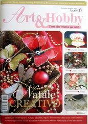 Rivista ART & HOBBY (nov-dic 2007) nuova