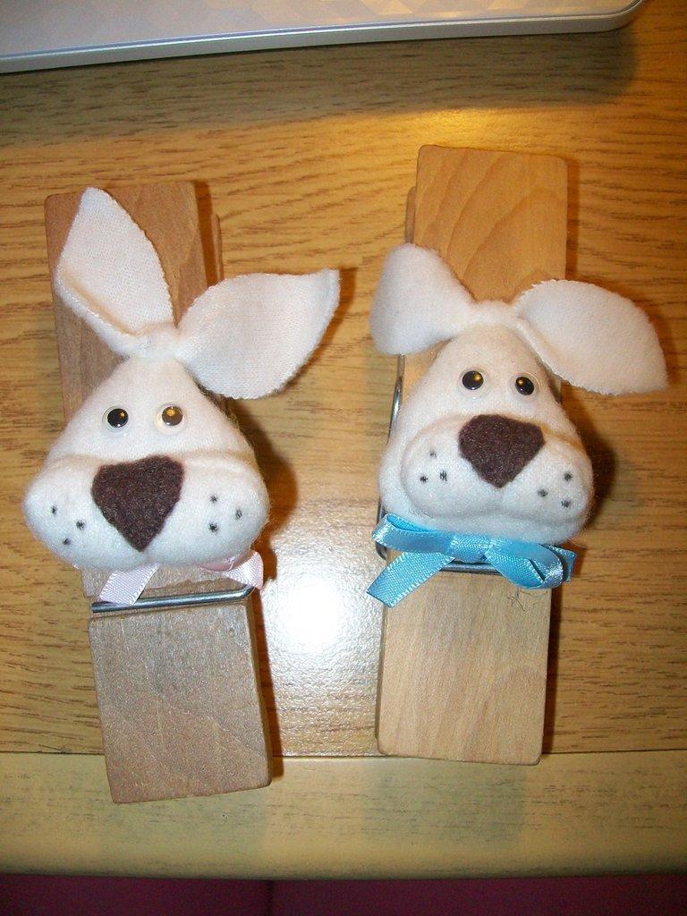 Mollettone in legno