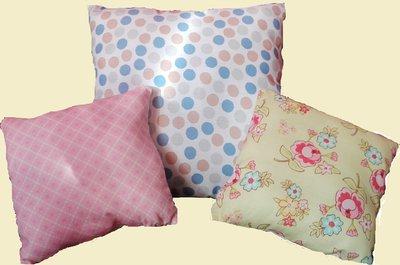 cuscini decorativi culla e lettino