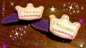 Mollette per capelli-Set due pezzi-Princess