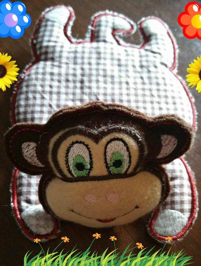 Sottotazza Colazione: La Scimmietta