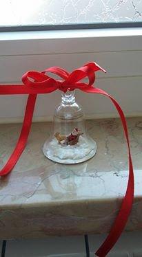 Campanelle per albero di Natale