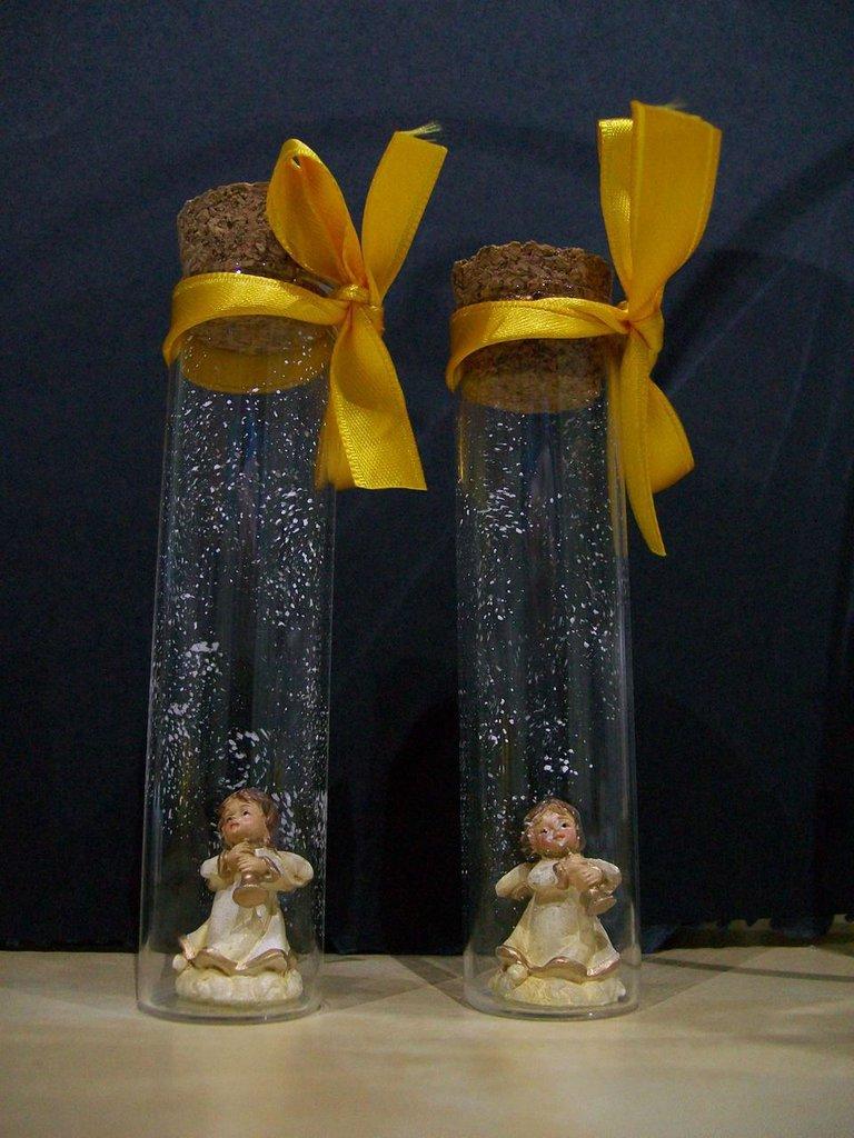 Piccole decorazioni in vetro feste natale di - Decorazioni vetro ...