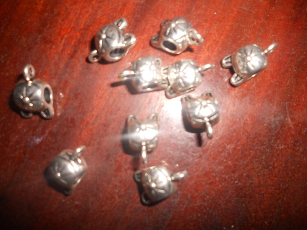 Gattini argento tibetano