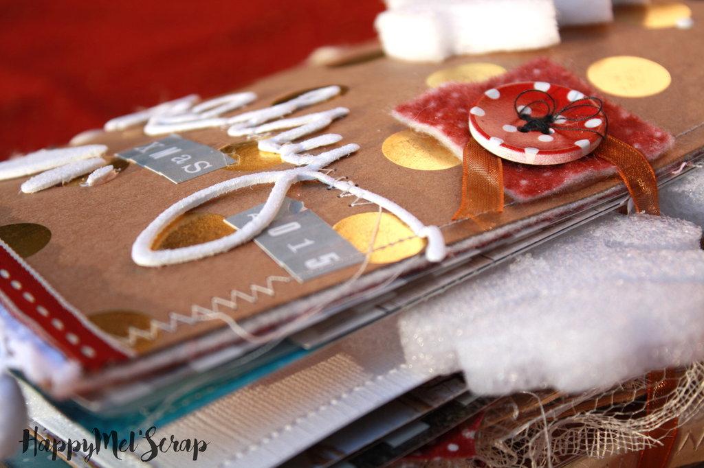 "Album fotografico ""Merry Xmas"""