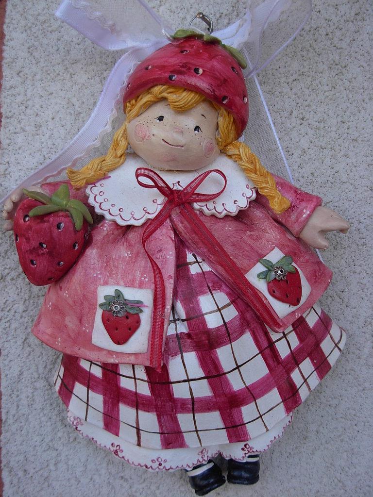Bambola fragolona