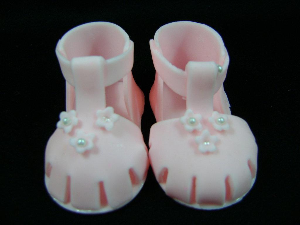 Scarpe di porcellana fredda