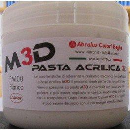 Pasta Acrilica M3D 250 ml
