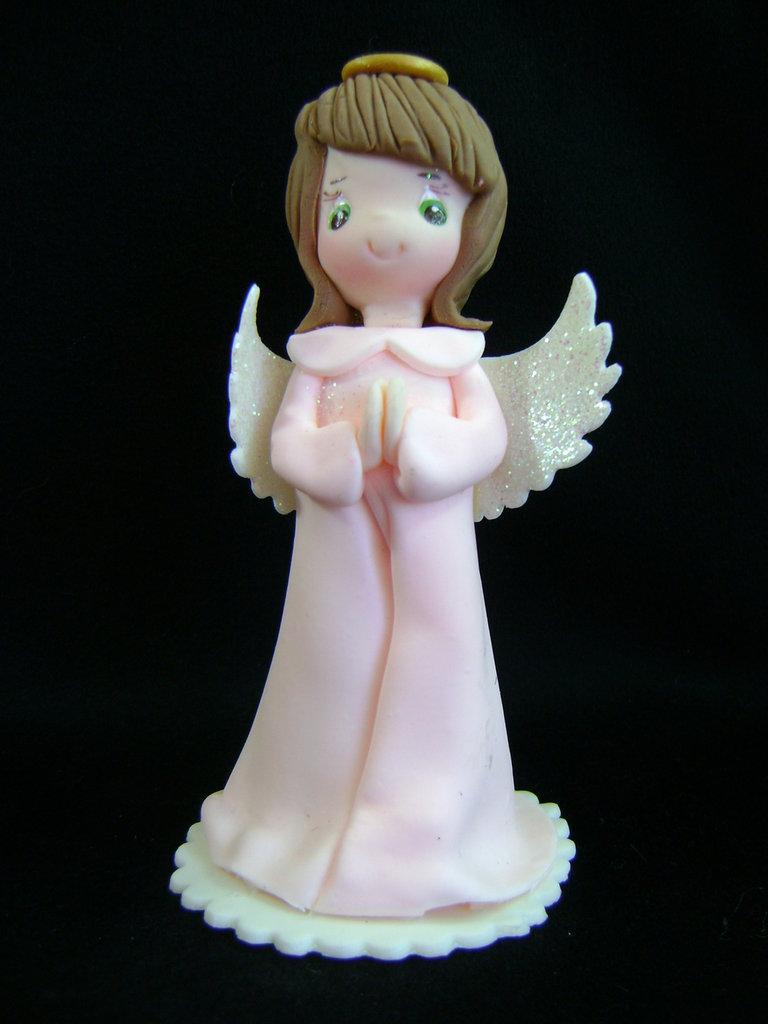Angeli per decorare la torta.