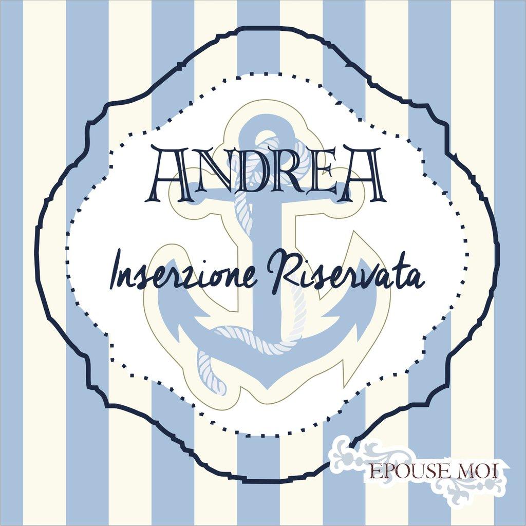 Inserzione Riservata Andrea