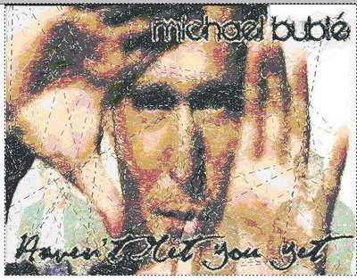 Cover Cd Michael Bubble