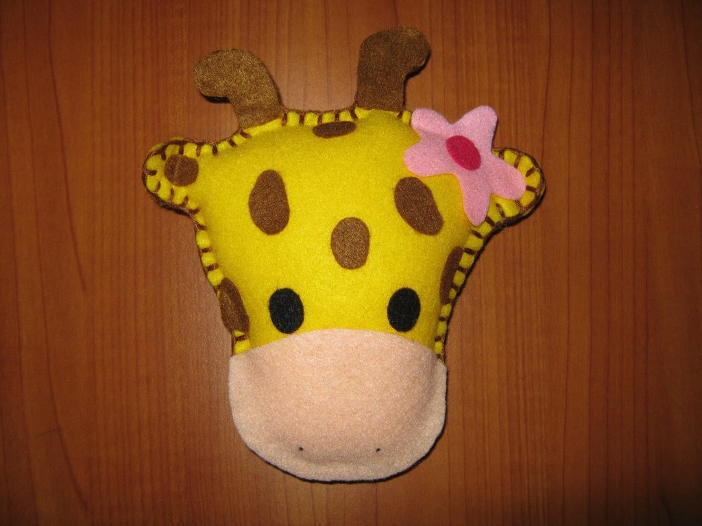 Giraffina puntaspilli