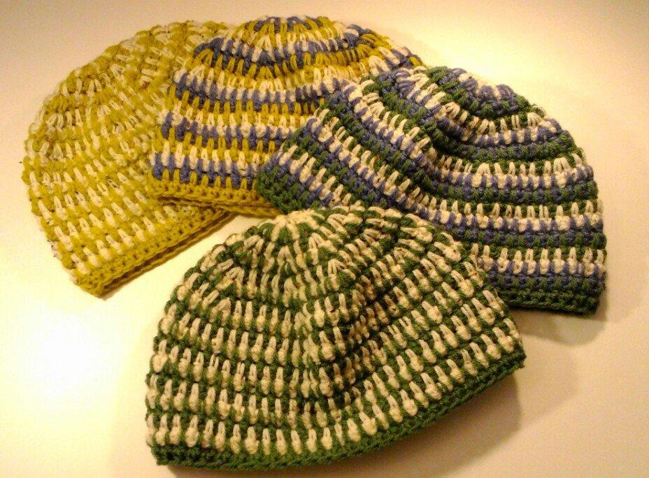 Cappellini lana donna