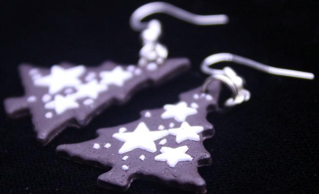 Handmade  Cookies Earings