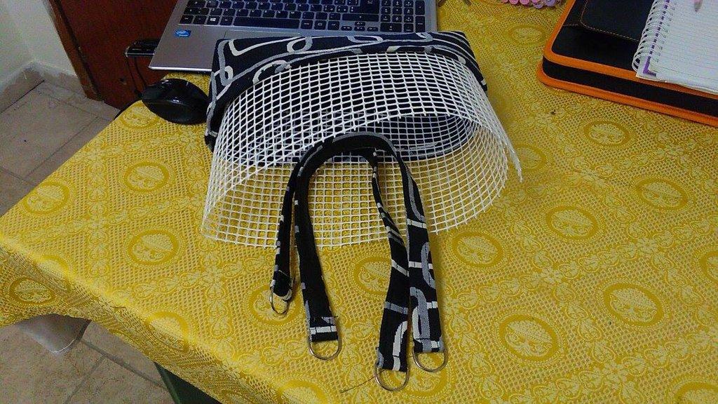 kit fondo alto con manici  per borse e rete