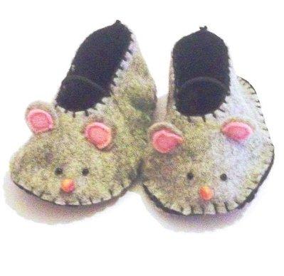 Le scarpette Topolino