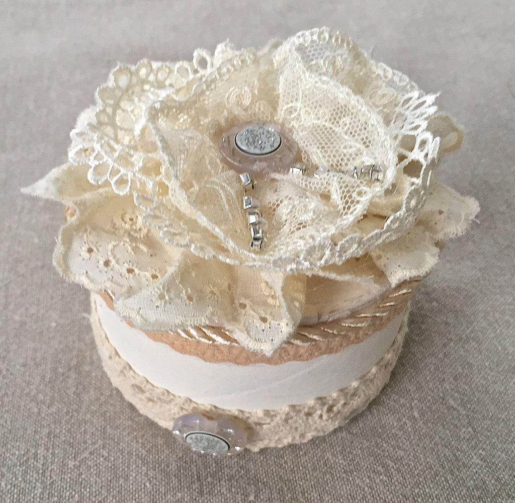 Scatolina shabby chic per la casa e per te decorare for Decorare stanza shabby chic