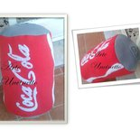 cuscino coca cola