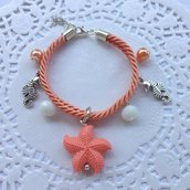 Bracciale Summer Breeze Corallo