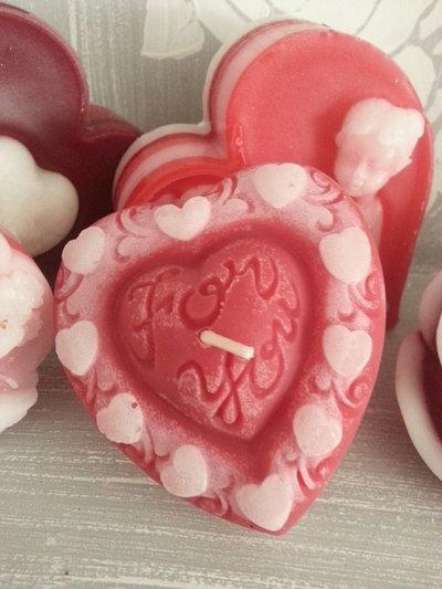 Candela profumata San Valentino - ForYou