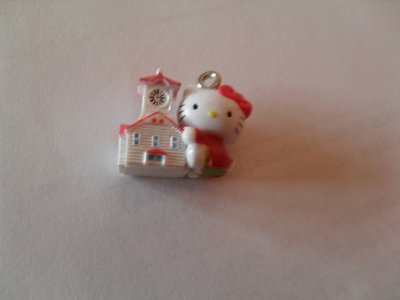 charm hello kitty