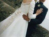 Fiori artigianali per abiti da sposa