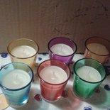 Bicchierini di cera