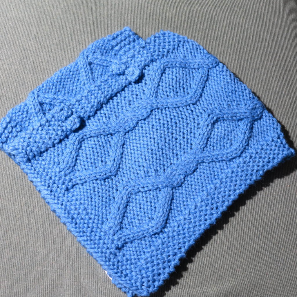 poncho per bimbo-a azzurro