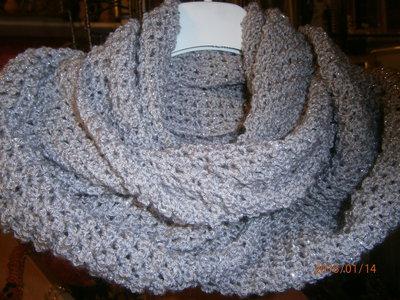 scaldacollo  in lana laminata