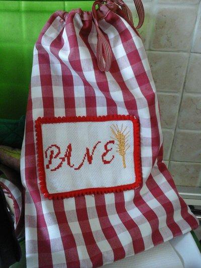sacchetto porta pane