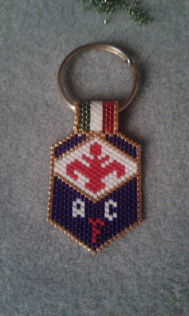 porta chiavi fiorentina
