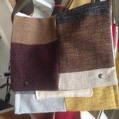 borsa in patchwork