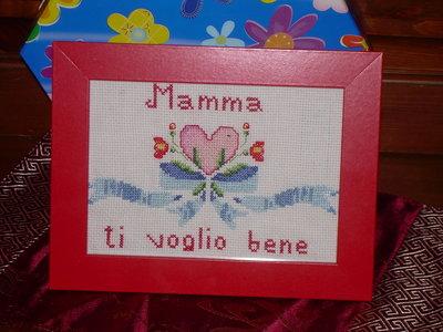 quadro festa della mamma