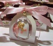 Sfera confetti decorati Comunione