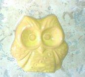 gufetti in ceramica