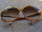 Occhiali da sole vintage originali anni '70-'80