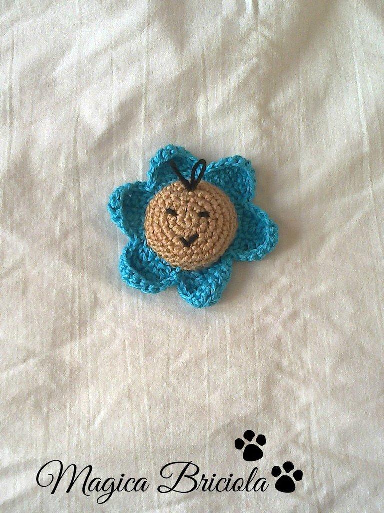 Bomboniera baby fiorellino