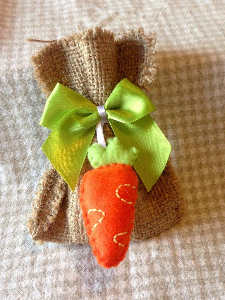 La carota di bunny
