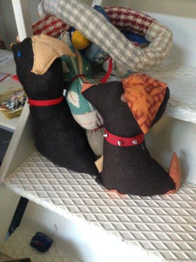 fermaporta cane iuta