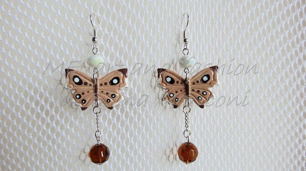 Orecchini Butterly Collection