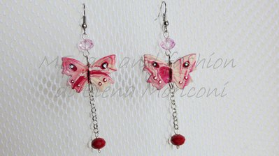 Orecchini Butterfly Collection