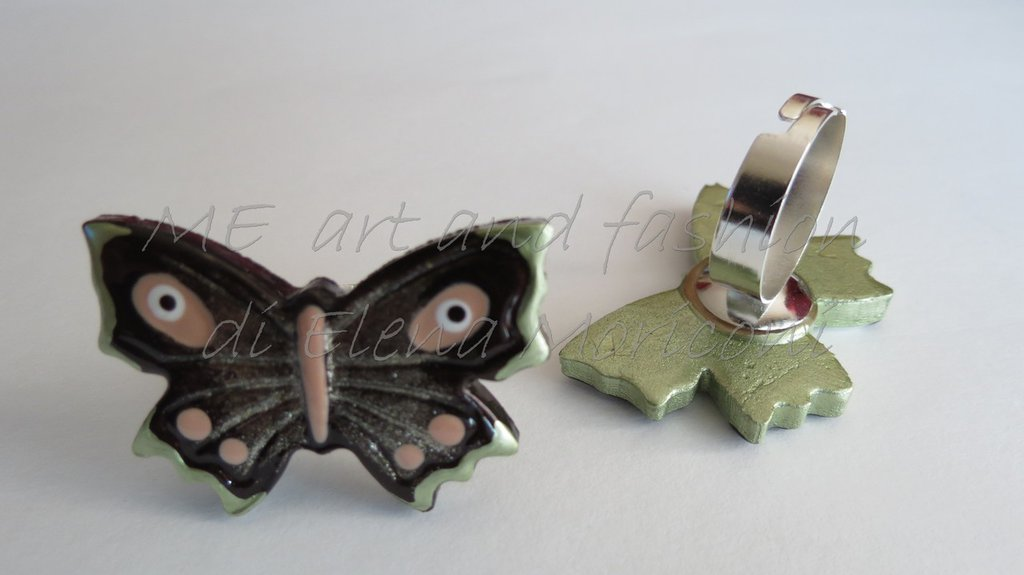 Anello Butterfly Collection