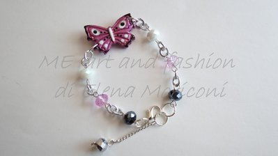 Bracciale Butterfly Collection