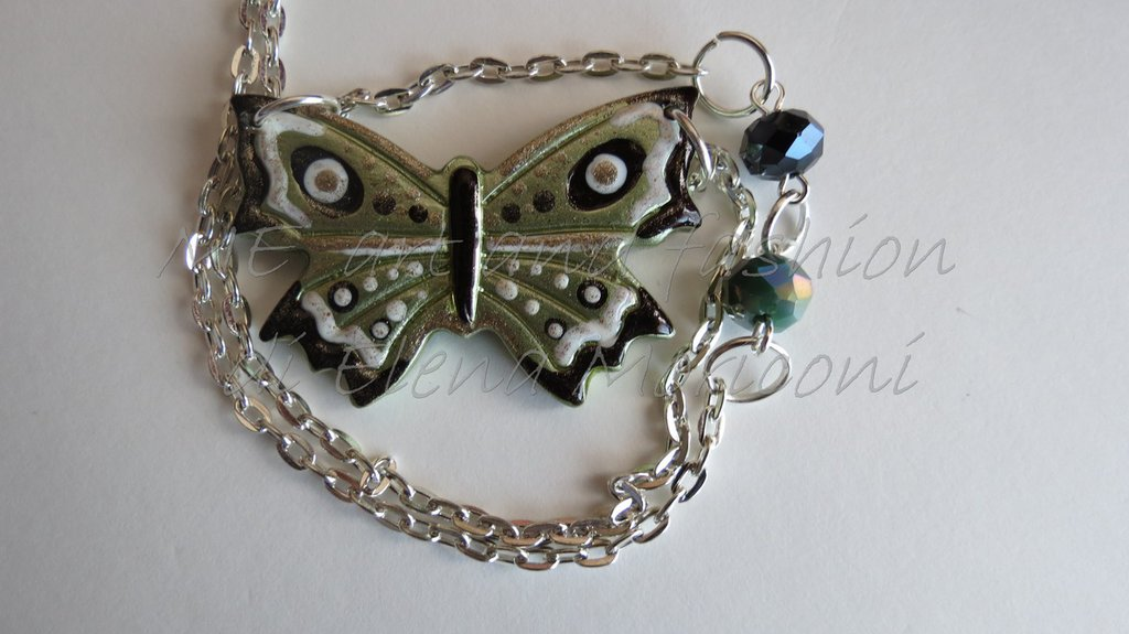 Collana Butterfly Collection