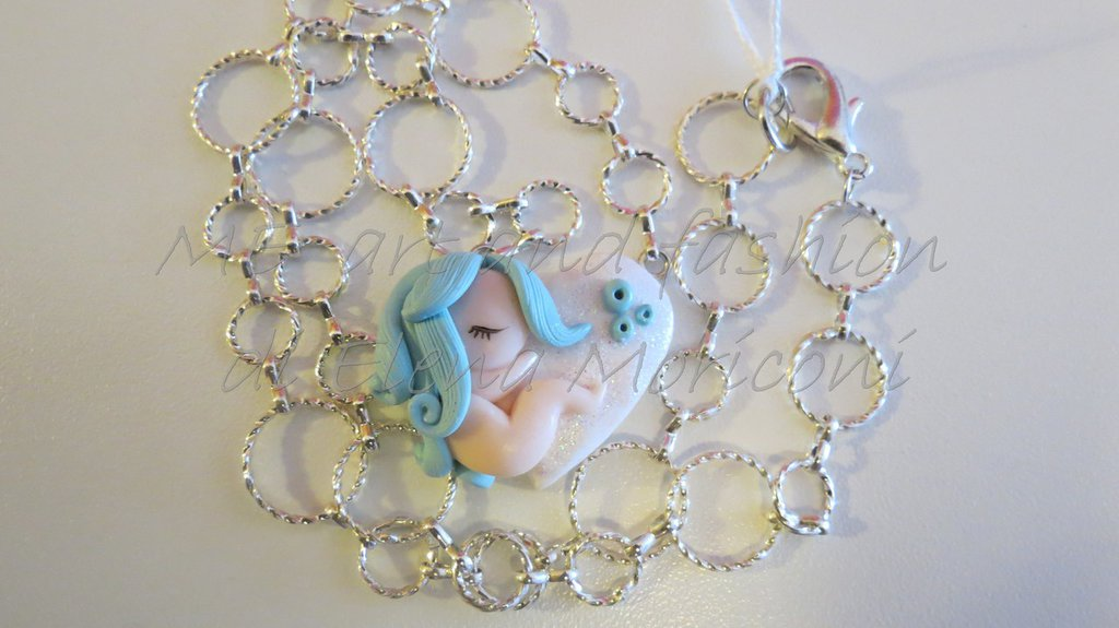 Collana tenderness with love