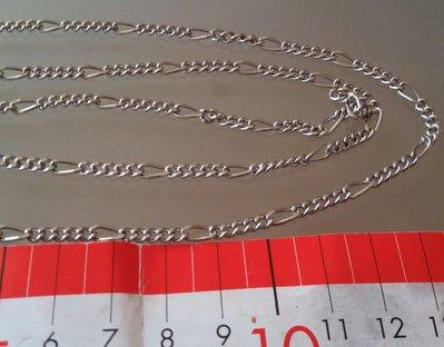 1 Metro catenella catena per bigiotteria tono Argento, metallo