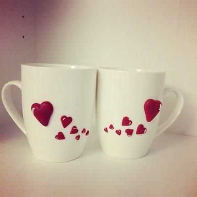 Tazze colazione San Valentino