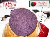 Pattern basco uncinetto - crochet